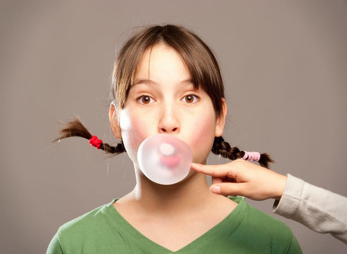 chewing gum salute orale gomma da masticare